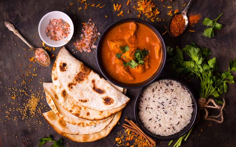 Indian Food Festival, hasta este jueves en el Embassy Suites by Hilton